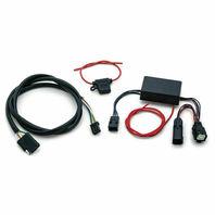 Kuryakyn Trailer Wiring Relay Harness Adapter Hookup Harley 14-18 Touring 2598
