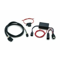 Kuryakyn 2599 Trailer Wiring and Relay Harness For Harley Trikes 2014-2017
