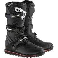 Alpinestars TECH-T All-Terrain Motorcycle Boots - Black/Red - Mens Sizes 5-13