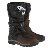 Alpinestars COROZAL Adventure DryStar® Brown Leather Boots - Mens 7-13