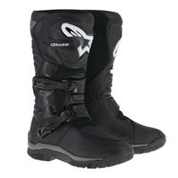 Alpinestars COROZAL Adventure DryStar® Black Leather Boots - Mens 7-13