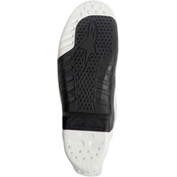 Alpinestars TK10 Replacement Sole for Tech 10 MX Boots - Black/White - Mens 7-14