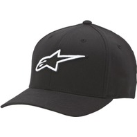 Alpinestars CORPORATE Hat - Black - Sizes S-XL