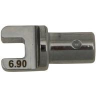 RK Excel Adjustable Torque Spoke 6.9mm Wrench Head TWH-069