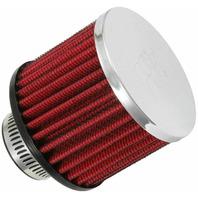 "K&N 2.5"" x 3"" Crankcase Vent Filter - 62-1390"