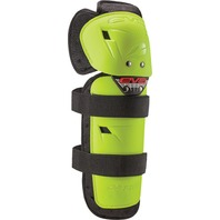 EVS Sports Option Hi-Visiblity Knee Pad Set - Youth & Adult Sizes