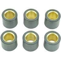 Scooter Roller Kit 19mm x 17mm 15.5 Grams (6-Pack) - Athena S41000030P044