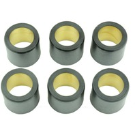 Scooter Roller Kit 20mm x 22.2mm 28.0 Grams (6-Pack) - Athena S41000030P116
