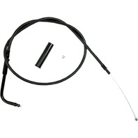 """Motion Pro Blackout Throttle Cable for Harley 1996-2003 FXSTS 56306-95 29.6"""""""