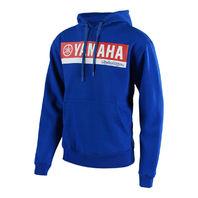 Troy Lee Designs Yamaha RL1 Blue Pullover Hoodie Sweatshirt - Adult XL