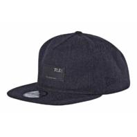 Troy Lee Designs Navy Tempo New Era Golfer Snapback Hat - One Size