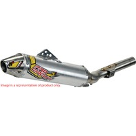 Suzuki DR-Z400E DR-Z400 Pro Circuit Off-Road T-4 Slip-on Exhaust - 4S03400