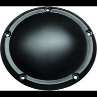 5 HOLE DERBY COVER SATIN BLACK