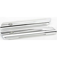 Harddrive Sbag Latch Cover 14-Up FLH/FLT Chrome HE-104611-E