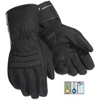 Tourmaster Mid-Tex Motorcycle Gloves w/ Waterproof Barrier - Women's Sizes S-L