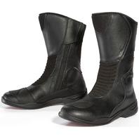 Tourmaster TRINITY Women's Weatherproof Touring Boot - Black - 6.5-10