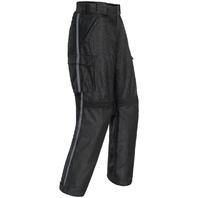 Tourmaster Flex-LE AF Motor Officer Armored Pants - Black - Men's Sizes XS-4XLS