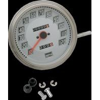 Drag Specialties 2:1 Speedometer Speedo 47-84 Harley Davidson Panhead Shovelhead