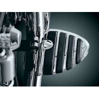 Kuryakyn 4450 Chrome ISO-Wing Mini Boards w/ Male Mount Adapters Harley Goldwing