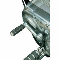 """Drag Specialties Soft-Ride 3.25"""" Extended Shifter Peg for Harley Softail Dyna"""