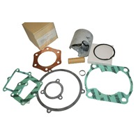 Honda 1981-83 ATC250R .50 O/S Top End Gaskets Piston/Rings/Pin Kit 13103-961-003