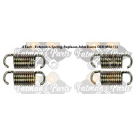Exhaust Replacement Spring Kit for John Deere Spitfire Snowmobile