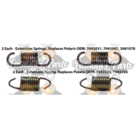 Exhaust Spring Replacement Kit for Polaris 340 Indy Touring Classic Snowmobile