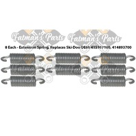 Snowmobile Exhaust Spring Replacement Kit for Ski-Doo MX Z 670 500 600 700 800