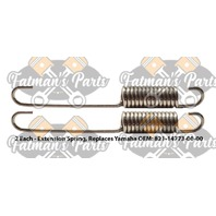 Exhaust Spring Replacement Kit for Yamaha SS440G SS440F SR540F EX440E Snowmobile