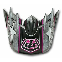Troy Lee Designs TLD D2  Orbit Helmet Visor - Daredevil Pink 1105-1900