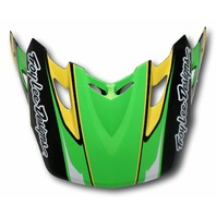 Troy Lee Designs TLD SE2 Helmet Visor - Tremor Green 1119-1500