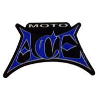 Troy Lee Designs Moto Ace Sticker Decal