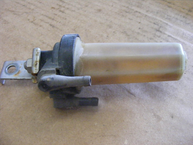Fuel filter assembly for YAMAHA outboard PN 64J-24560-00;