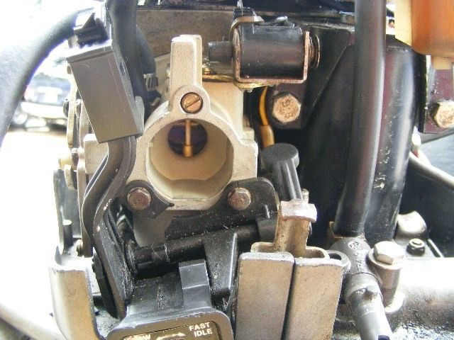 1985 Mercury 25 Hp outboard Motor To Gas Ratio