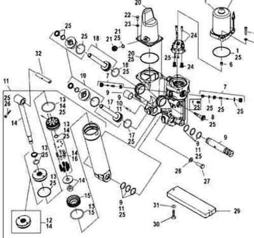 7 3 Fuel Filter Seal Kit