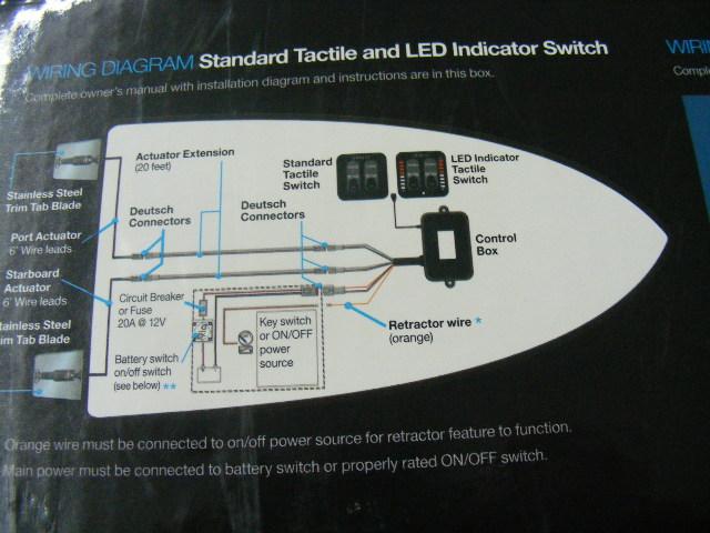 Lenco Trim Tabs Wiring Diagram
