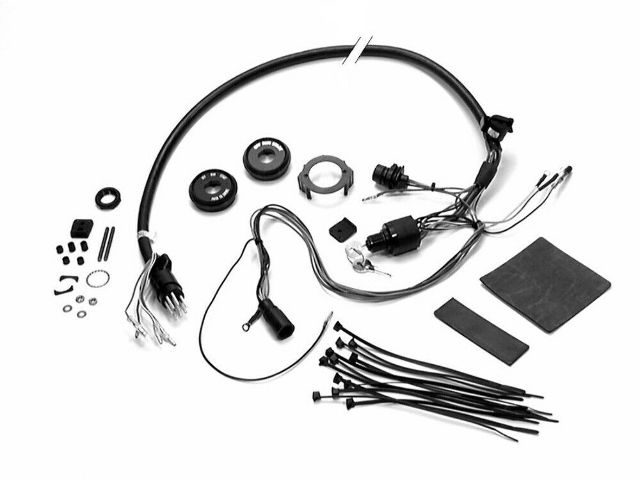 Mercury Quicksilver Wire Harness 15' Key Switch Horn Outboard 84-816626A15  LC | eBayeBay