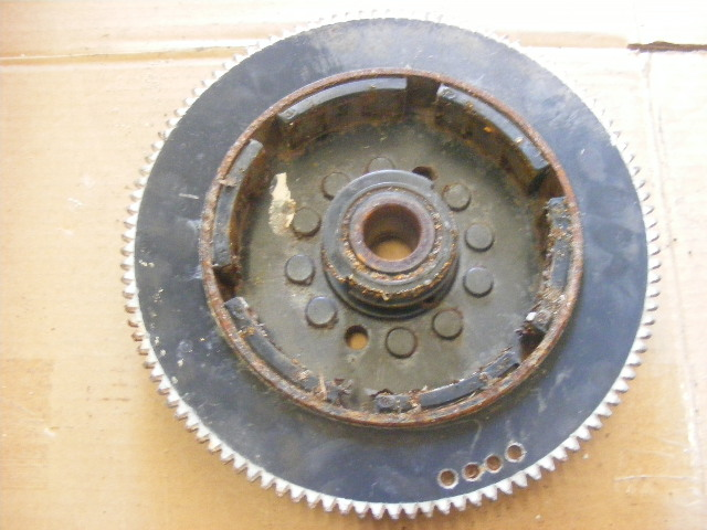 Yamaha 150-175-200 HP Flywheel 6G5-85550-12-00 Fly Wheel Rotor FL117-25 Magneto