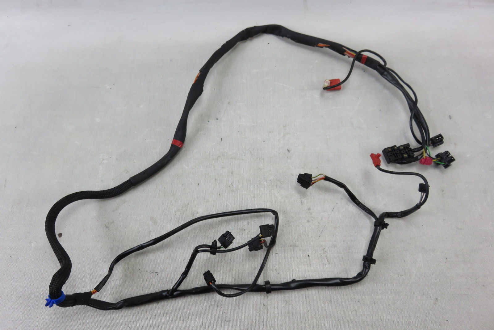 Mercedes Seat Wiring Electrical Diagrams Harnesses 95 Sl500 R129 Right Harness 1295406810 S Auto 2014 Benz S500 Rear Seating