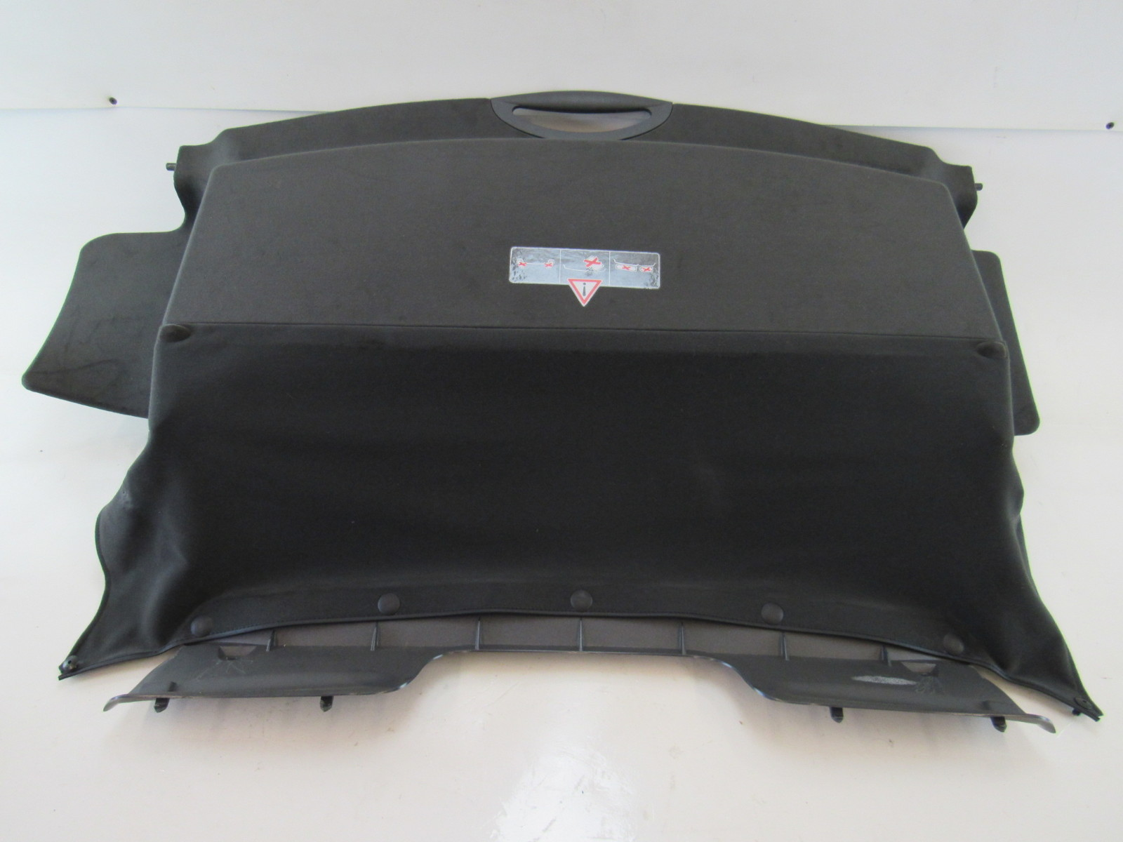 05 mercedes r230 sl500 sl55 cargo cover luggage. Black Bedroom Furniture Sets. Home Design Ideas