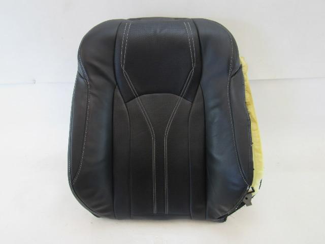18 Lexus RX450hL RX350 L seat cushion, back, left front, black