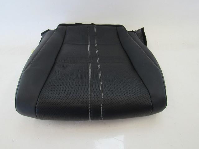18 Lexus RX450hL RX350 L seat cushion, bottom, right front, black