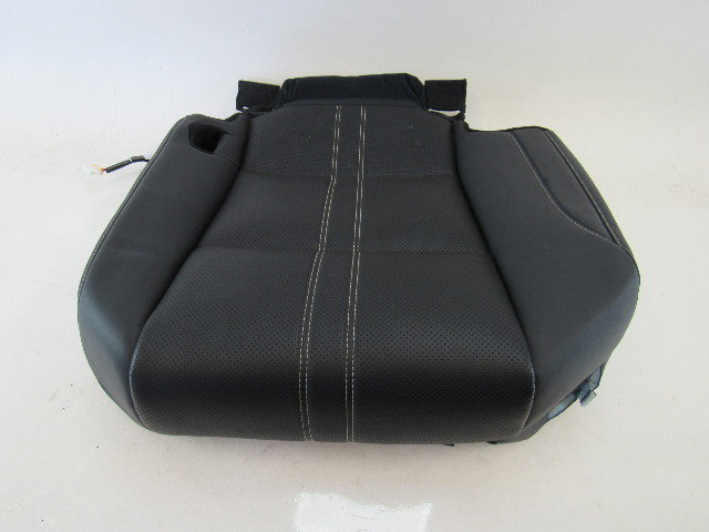 18 Lexus RX450hL RX350 L seat cushion, bottom, left 2nd row, black