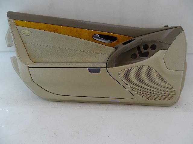 03 Mercedes R230 SL500 SL55 door panel, left, beige