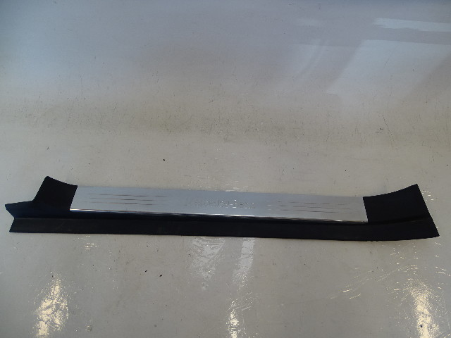 07 Mercedes R230 SL550 trim, door step sill, left outer, 2306801735
