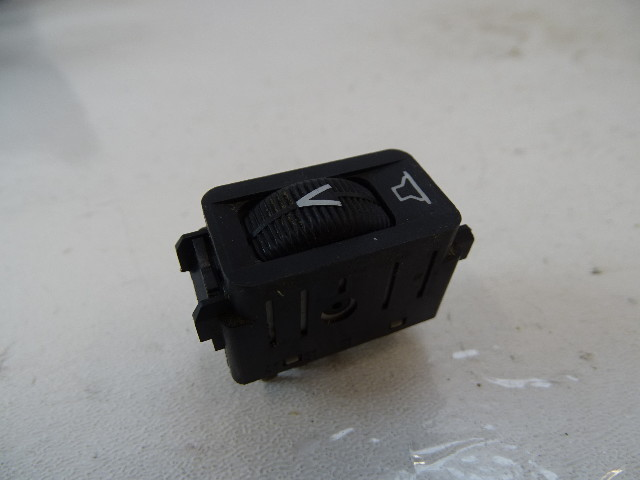 87 Mercedes W126 560SEC switch, speaker audio fader 1248202010