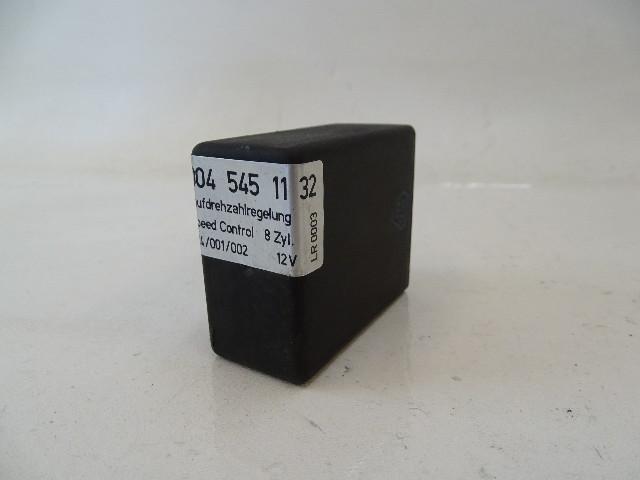 87 Mercedes W126 560SEC module, idle speed control 0045451132 relay