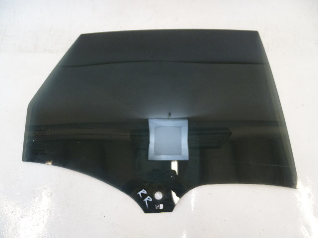 16 Porsche Macan Turbo glass, door window, right rear 95B845206A