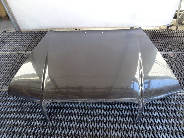 89 Mercedes W126 420SEL 560SEL hood