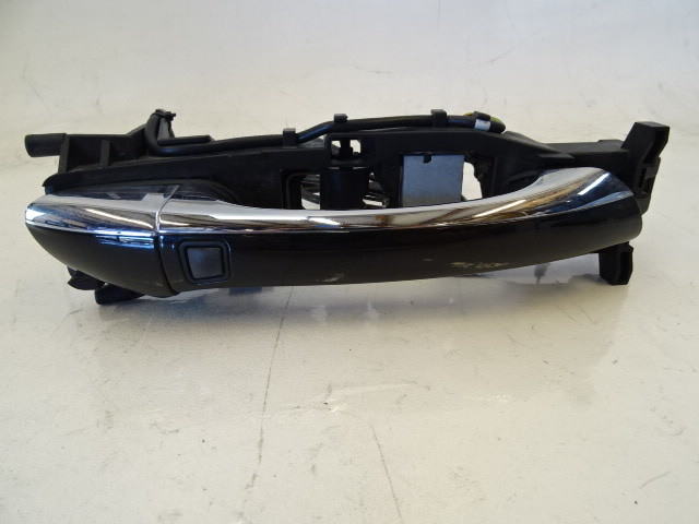 07 Mercedes W219 CLS63 CLS550 door handle, exterior, right front keyless go